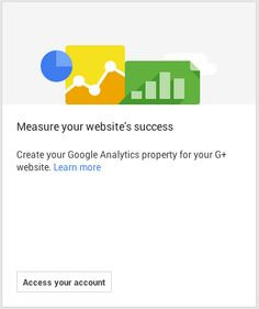 Google Analytics now available in the dashboard for Google+ Pages | Google Plus Daily