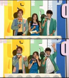 Performances from July 28th's 'Show! Music Core'