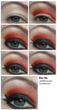 BftE Bite Me Tutorial - Tropical Vacation Contest Ends 3/22/13