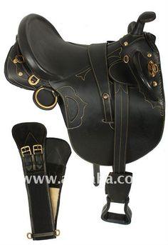 Aussie leather horse Saddle $90~$95