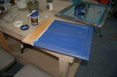 Textured Basecoat Blueberry  Sampler