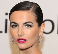 Camilla Belle - her BROWS!