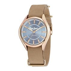 Alice - Montre - rose et beige - Pepe Jeans London - Ref: 1497875 | Brandalley