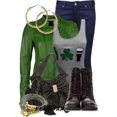 """I -shamrock- Guinness"" by xx8763xx on Polyvore"