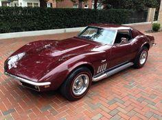 1969 Chevrolet Corvette Stingray 427