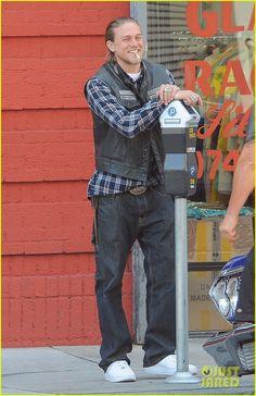 Charlie Hunnam as Jax Teller(SOA)