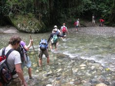 While #volnteering there are also many activities to do in #Colombia, for example a hike to the Lost City!  http://www.volunteerworklatinamerica.org/