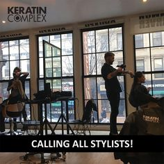 Calling All Stylists! Only 3 days remain for your chance to win an amazing #KeratinTEN prize giveaway! Post a picture or video of your work with a caption that describes your process and how Keratin Complex helped transform your look. Be sure to tag us @KeratinComplex and #KeratinTen