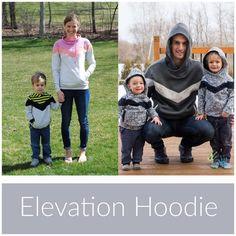 Elevation Hoodie Bundle (Kids, Men's, Women's) - New Horizons DesignsNew Horizons Designs