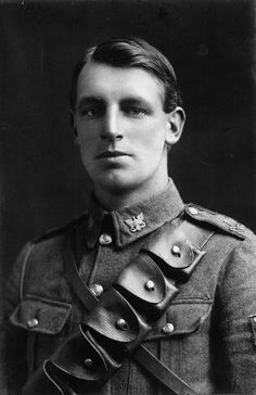 Previously unseen faces of the First World War: George Tinsley Thompson's service number was He was killed in action at Gallipoli in on 7 August 1915 aged