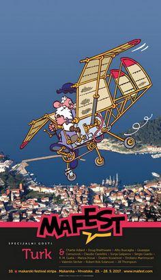 MAfest poster 2017: Turk (Leonardo)