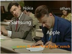 Apple Vs. Samsung. We all knew that how Apple is far better than Samsung in so many ways. How both the companies are competing and using strategic planning and marketing skills to be more successful than others. But nobody knows who will win the real race in the coming years.