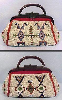 Lakota beaded purse (make this)