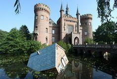 Moyland Schloss - 1.5 hours from Geleen.