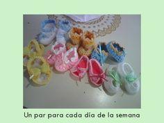 Zapatitos hechos a mano y con amor.  #BlogdeBabyCenter