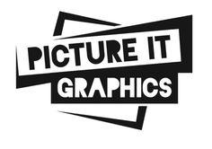 Picture It Graphics Logo. #logo #design #creative #graphicdesignlogo #graphicdesign #creativelogo #modern #modernlogo