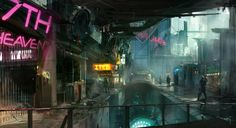 Cyberpunk art dump - Album on Imgur