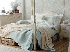 Duck egg blue bedroompainted furniture