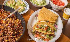 Mieks Special: Mexicaanse taco's Nachos, Enchiladas, Donuts, Wraps, Food Fantasy, Guacamole, Tortilla Chips, Easy, Mexican