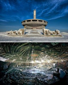 16 Most Evil-Looking Buildings That Look Like They Belong To A Supervillain From A Marvel Movie