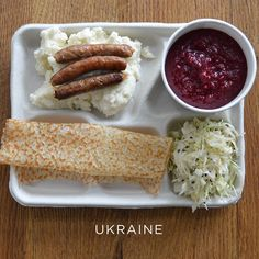 What School Lunches Around the World Look LIke | FWx