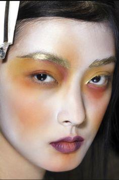 Wabi Sabi Makeup (imperfectly beautiful)