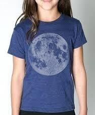 Look at this Blue Moon Tee - Infant, Toddler & Kids by Little Lark Moon Shirt, S Shirt, Kids Outfits, Cool Outfits, Unisex Gifts, Black Moon, T Shirts For Women, Clothes For Women, Kids Clothing