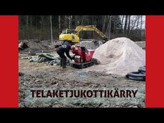 Telaketjukottikärry - YouTube