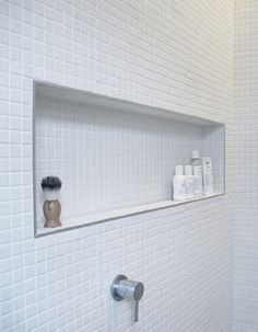 """don't apologize for it - emphasize it and set in the wall just above the """"ada"""" hand rail spot we are thinking about...?"""
