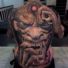 Dump A Day Terrifying Tattoos That Will Haunt Your Dreams - 28 Pics