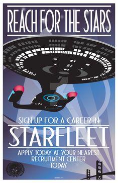 Star-Trek-TNG by CuddleswithCats.deviantart.com on @DeviantArt