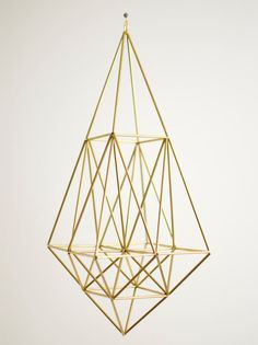 Tampere Himmeli Straw Crafts, Craft Stick Crafts, Diy And Crafts, Geometric Sculpture, Geometric Art, Straw Sculpture, Straw Decorations, Indoor Outdoor Furniture, Handmade Ornaments