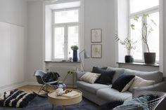 petitecandela: BLOG DE DECORACIÓN, DIY, DISEÑO Y MUCHAS VELAS: Apartamento escandinavo con toques elegantes