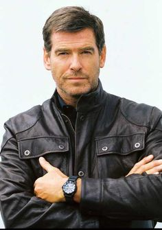 Pierce Brosnan...dreaming of you