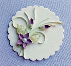 Best 12 handmade greeting cards paper quilling best paper quilling greeting cards products on wanelo free – SkillOfKing. Paper Quilling Tutorial, Paper Quilling Flowers, Paper Quilling Cards, Paper Quilling Jewelry, Neli Quilling, Paper Quilling Patterns, Origami And Quilling, Quilled Paper Art, Quilling Paper Craft