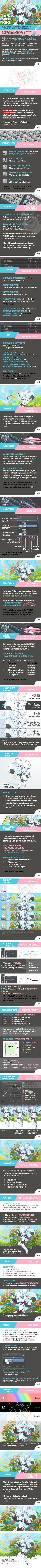 Krita Free Painting App Tutorial. This is a tutorial on the FREE open source software for digital painting and illustrations! You can get it or fine out more about it here www.krita.org. The tutorial by tysontan on deviantart.