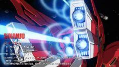 【MAD】機動戦士ガンダムUC 組織別 MS/MA Complete ver.Episode1~7【UC