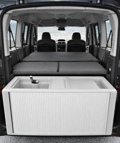 MAS COMPETENCIA: Peugeot Expert Tepee Vagabond y Citroen Jumpy Oceanic