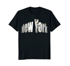 #NewYork City Grunge #Tshirt with Statue of #Liberty casual fashion #clothing.  Several colors and sizes, this shirt makes great gifts too.  Shop now