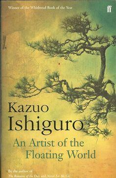 An Artist of the Floating World, Kazuo Ishiguro