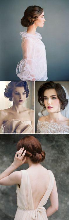 21 Bridal Updos that Define Elegance!