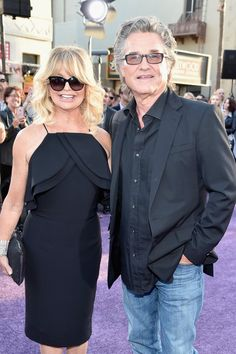 Goldie Hawn and Kurt Russell Could Not Look Happier After Celebrating 34 Years Together