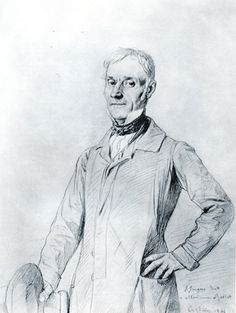 Ingres - great quotes about Drawing from various artists