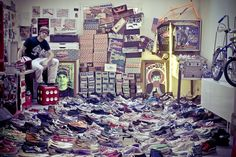 Dimitri Coste Vans Collection