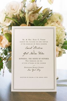 I really like the simple border around the card and the easy-to-read font