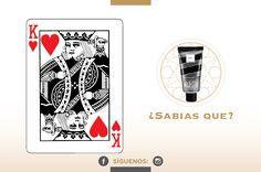 El único rey sin bigote en los naipes, es el Rey de Corazones. #beard #majestusa #alpha #proud #majestic #bálsamo