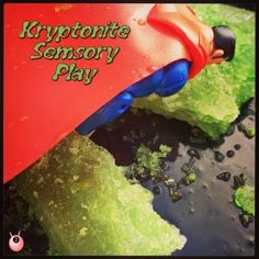 kryptonite sensory play