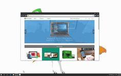 Microsoft crea nuevo navegador para demostrar el motor de renderizado del navegador Edge