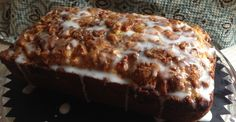 The Quickest And Easiest Way To Make Apple Fritter Bread!