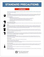 Free 2017 CDC Standard Precaution Posters downloads. Now in PDF and printer-friendly. Includes Standard Precautions, Contact Precautions, Droplet Precautions, Airborne Precautions, and Respiratory Infection Etiquette.